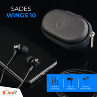 Sades Wings 10 Gaming Earphone/ Gaming Headset