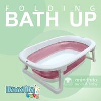 KANDILA Folding Bath Tub KDL 004 Bak Mandi Lipat Bayi Baby Bathtub