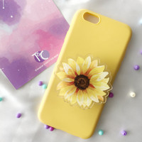 Popsocket / Phone Accessories - Sunflower