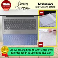 Keyboard Protector Cover Lenovo Ideapad 320 15.6 / Pelindung laptop