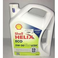 Oli Mesin Shell Helix Eco 5w-30 3.5 lt ORIGINAL -62768-