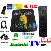 Android TV box Full aplikasi