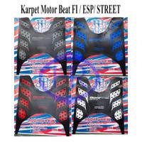 Karpet Motor Beat FI ESP STREET Monster Karpet Beat terbaru 2014-2019