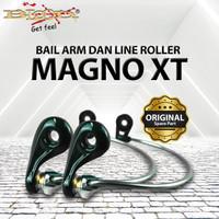 Bail Arm Dan Line Roller Magno XT 6000