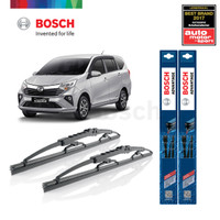 Wiper Mobil Daihatsu Sigra Sepasang Bosch Advantage