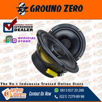 Ground Zero GZRF Coaxial Speaker by Cartens Store