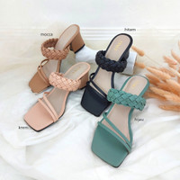 Ciara Heels - Sandal Wanita Hight Heels Sepatu Terbaru Premium