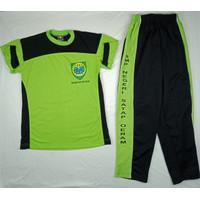 Baju Olahraga Setelan Anak SMP (size M)