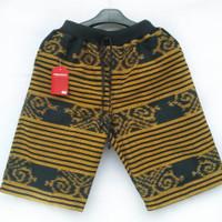 Celana Pendek Pria Tenun Surfing Distro Premium Santai Kolor