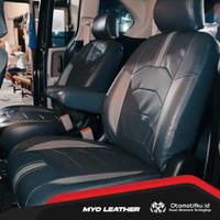 Sarung Jok Mobil Avanza Otomotifku Bahan Myo Leather Berkualitas Ori