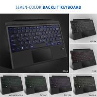 backlight keyboard wireless blutooth microsoft surface pro 3 4 5 6 7