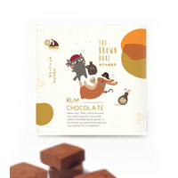 RUM BIG Chocolate The Brown Hare The Hoppers Coklat Jepang