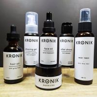 Paket Hemat Pria KRONIK MEN's GROOMING - ESSENTIAL NEEDS (LIMITED ED) - Anti UBAN