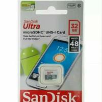 Memory Card Sandisk MicroSDHC 32GB