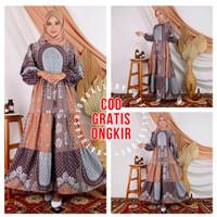 Maxi ALIA Maxmara busui Premium Gamis Baju Muslim Kondangan longdress