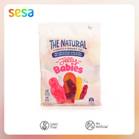 The Natural Confectionery Co Permen Jelly Babbies 260 g