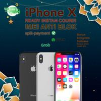 IPHONE X 256GB SPACE GRAY NEW DISPLAY APPLESTORE