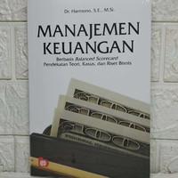 Buku MANAJEMEN KEUANGAN Berbasis Balanced Scorecard Pendekatan Teori,