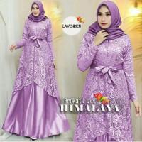 BUTIK - Busana Muslim Gamis Gaun Pesta Muslimah Baju Pesta Wanit