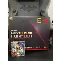 Paket Intel i9 10900K Marvel Edition Feat Asus ROG MAXIMUS XII FORMULA