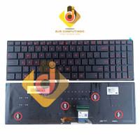 Keyboard Asus ROG GL702 GL702VS GL702VT GL702VM G501 G501J G501JW