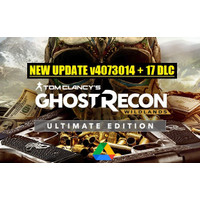 PC Games Ghost Recon Wildlands ULTIMATE EDITION ALL DLC