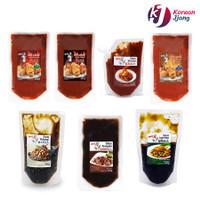 JAVA SUPER FOOD KOREAN SAUCE 250 GRAM - SAUS MASAKAN ALA KOREA