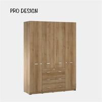 Pro Design Belvis Lemari Pakaian 4 Pintu Ukuran 160