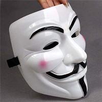 Topeng Hacker Anonymous Vendetta