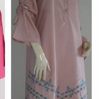 Gamis Terbaru Baju Muslim Wanita Zhafira