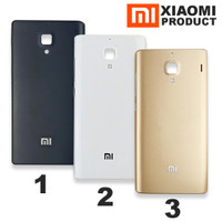 Tutup Belakang Baterai Casing Backdoor Back Door Cover Xiaomi Redmi 1s