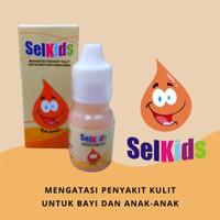 SelKids Obat Panu dan Jamur untuk Bayi dan Anak-anak, penyakit kulit