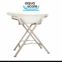 Aqua Scale Bath Stand / Kaki Bak Mandi Bayi
