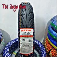 BAN MAXXIS DIAMOND 80/90-16 MA-3D TL.Ban Blkg Yamaha Nouvo, Skywave