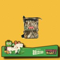 TAS SELEMPANG SUPREME SHOULDER BAG FW19 TREE CAMO ORIGINAL BAG MURAH