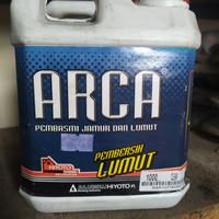 Pembersih Jamur dan Lumut Batu Alam merk ARCA