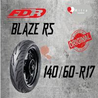 BAN LUAR FDR 140/60-17 BLAZE RS TUBELESS