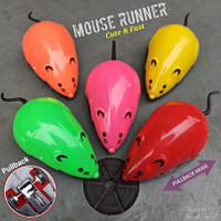 GROSIR MOUSE RUNNER (PULLBACK) - MAINAN TIKUS ANAK