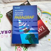 Buku ori Terampil Menulis PARAGRAF # Asul Wiyanto #