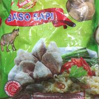 Baso sapi Restu ibu isi 50pcs/pack khusus grab/gojek instant(mentah)