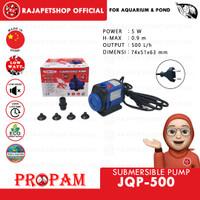 ( POMPA AIR ) SUNSUN PROPAM JQP 500 SUBMERSIBLE WATER PUMP AQUARIUM