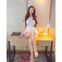 lingerie sexy piyama seragam kostum clubbing cosplay nurse import