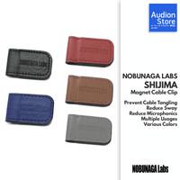 NOBUNAGA LABS SHIJIMA Headphone/Earphone/IEM/Multi Magnet Cable Clip