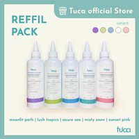 Cairan Refill Tuca Hand and Surface Sanitizer