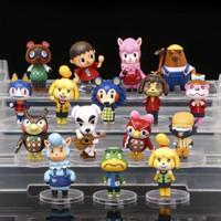 Action Figure Animal Crossing Nintendo Game Exclusive Figure Set