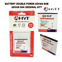 BATTERY DOUBLE POWER ORIGINAL HYT ADVAN S4M