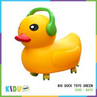 Mainan Anak Big Duck Toys - Green