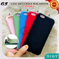 Case Iphone XR X XS MAX 6 7 8 6 PLUS 7 PLUS 8 PLUS Anticrack Matte
