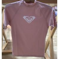 Baju Renang Rashguard Wanita Roxy Whole Hearted Ss Mfc0 New