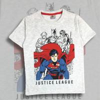 BAJU ANAK LAKI LAKI KAOS ANAK LAKI LAKI SUPERMAN JUSTICE LEAGUE